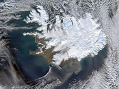 Iceland in winter - Click to enlarge