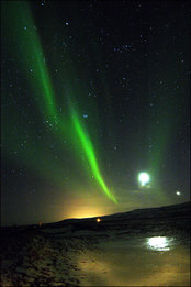 Northern Lights - Click to enlarge
